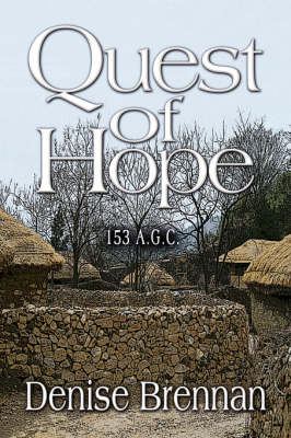 Quest of Hope: 153 A.G.C. (Paperback)