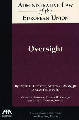 Administrative Law of the EU: Oversight (Paperback)