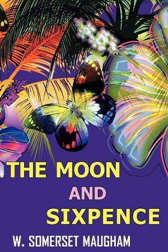The Moon and Sixpence (Paperback)