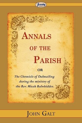 Annals of the Parish (Paperback)