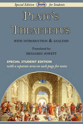 Theaetetus (Special Edition for Students) (Paperback)