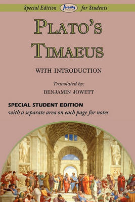 Timaeus (Special Edition for Students) (Paperback)