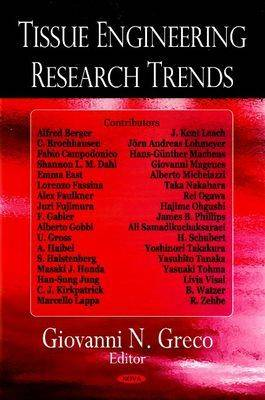 Tissue Engineering Research Trends (Hardback)