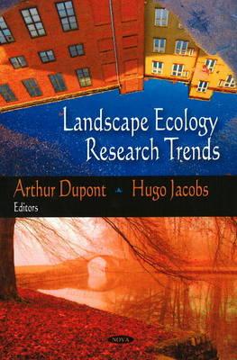 Landscape Ecology Research Trends (Hardback)