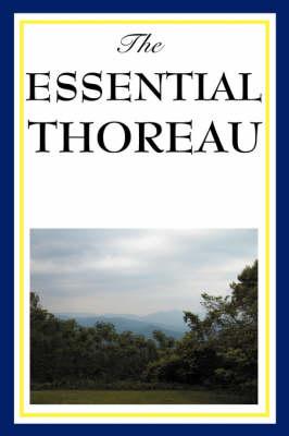 The Essential Thoreau (Paperback)