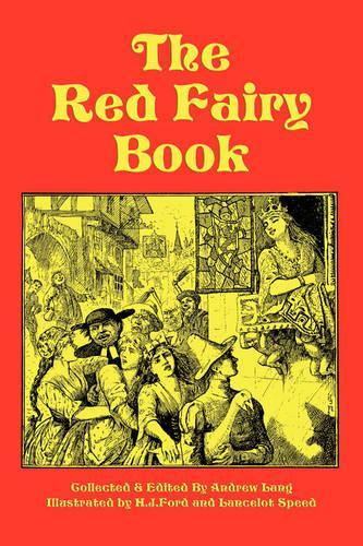 The Red Fairy Book (Paperback)