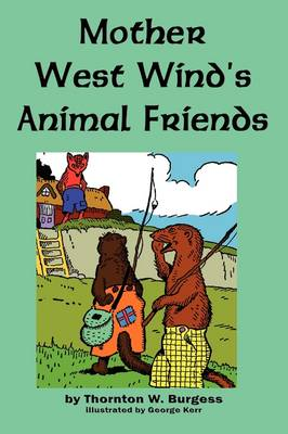 Mother West Wind's Animal Friends (Paperback)