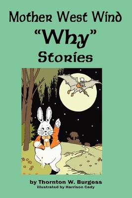 Mother West Wind 'why' Stories (Paperback)