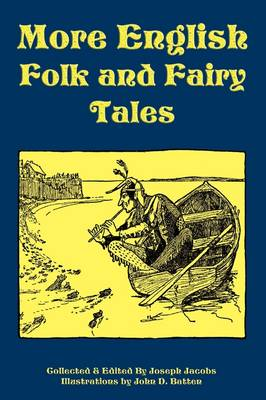 More English Folk and Fairy Tales (Paperback)