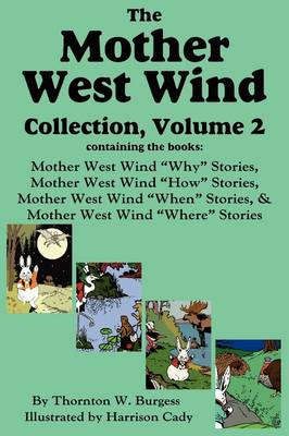 The Mother West Wind Collection, Volume 2, Burgess (Paperback)