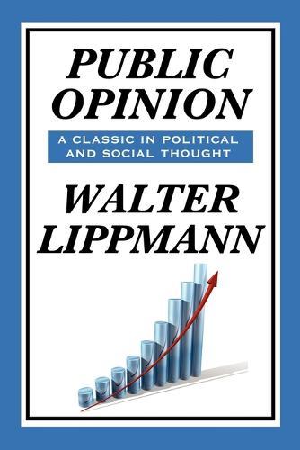 Public Opinion by Walter Lippmann (Paperback)