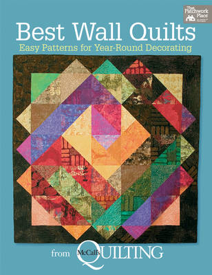 Best Wall Quilts: Easy Patterns for Year-round Decorating (Paperback)