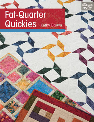 Fat-Quarter Quickies (Paperback)