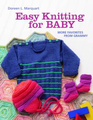 Easy Knitting for Baby (Paperback)