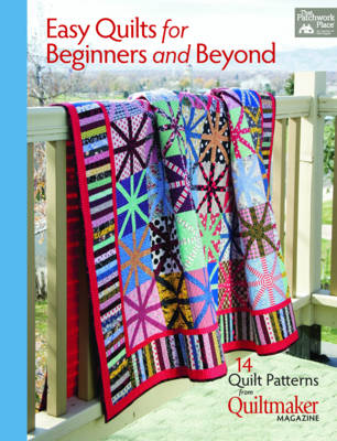 Easy Quilts for Beginners and Beyond (Paperback)