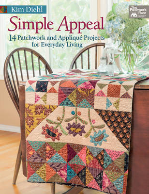 Simple Appeal: 14 Patchwork and Applique Projects for Everyday Living (Paperback)