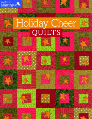 Holiday Cheer Quilts (Paperback)