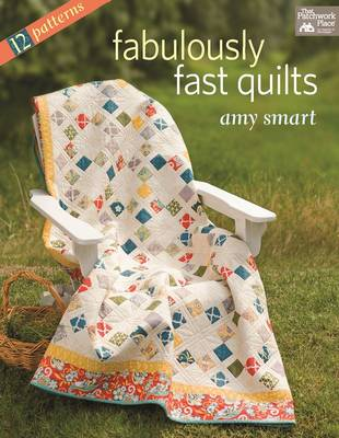 Fabulously Fast Quilts (Paperback)