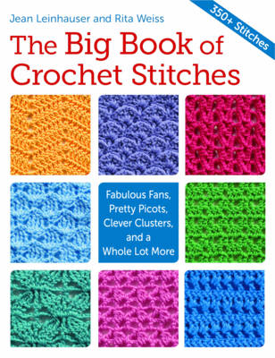The Big Book of Crochet Stitches (Paperback)