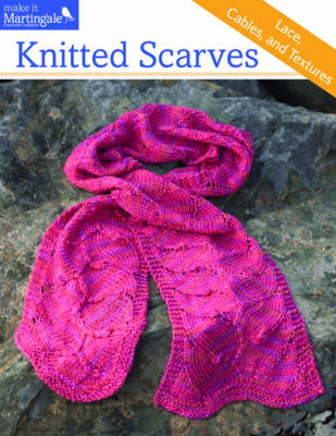 Knitted Scarves (Paperback)