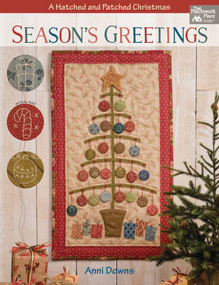 Season's Greetings: A Hatched and Patched Christmas (Paperback)