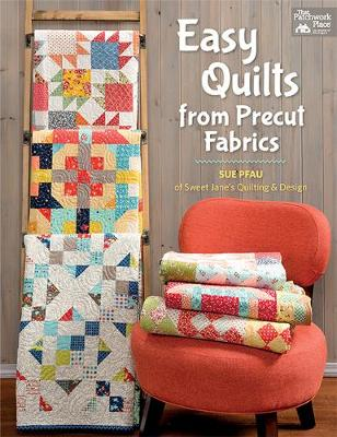Easy Quilts from Precut Fabrics (Paperback)