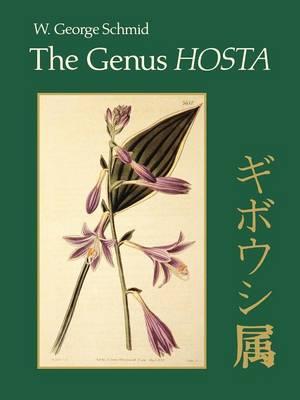 The Genus Hosta (Paperback)
