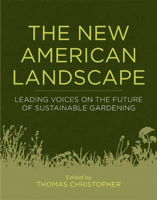 New American Landscape (Hardback)