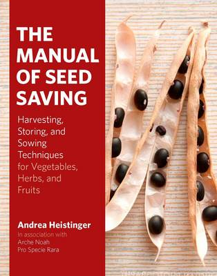 Manual of Seed Saving (Hardback)