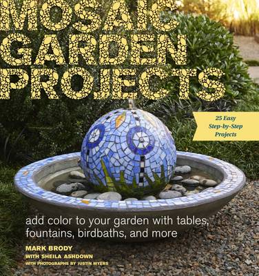 Mosaic Garden Projects (Paperback)