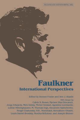 Faulkner: International Perspectives (Paperback)