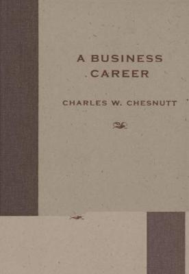 A Business Career (Paperback)