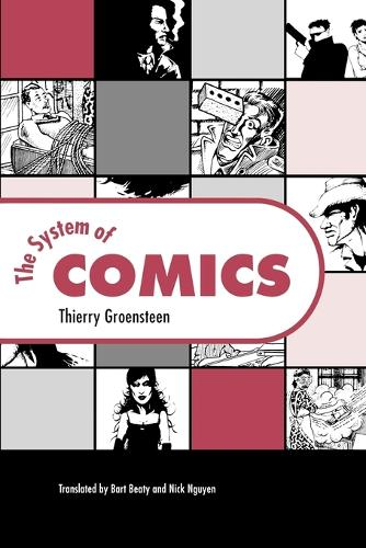 The System of Comics (Paperback)