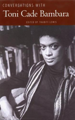 Conversations with Toni Cade Bambara - Literary Conversations Series (Hardback)
