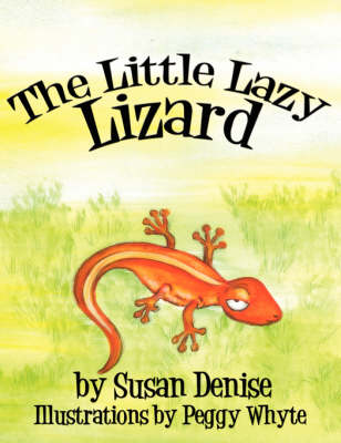 The Little Lazy Lizard (Paperback)