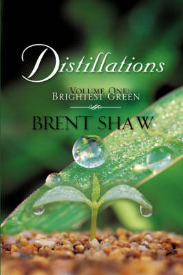 Distillations (Hardback)