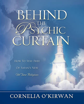 Behind the Psychic Curtain (Paperback)
