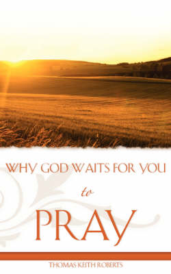 Why God Waits for You to Pray (Paperback)