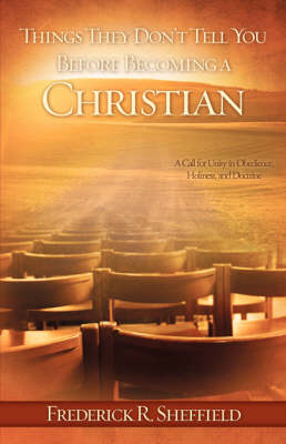 Things They Don't Tell You Before Becoming a Christian (Paperback)
