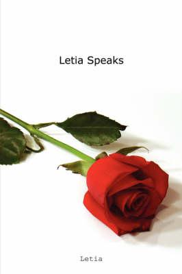 Letia Speaks (Paperback)