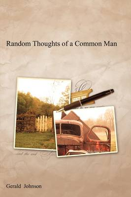 Random Thoughts of a Common Man (Paperback)