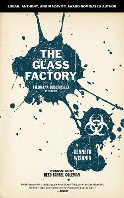 The Glass Factory: A Filomena Buscarsela Mystery (Paperback)
