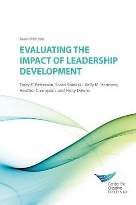 Evaluating the Impact of Leadership Development (Paperback)