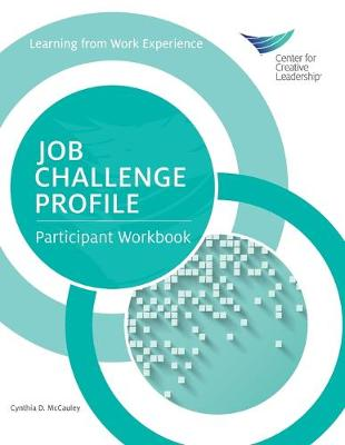 Job Challenge Profile: Participant Workbook (Paperback)