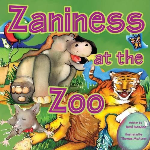 Zaniness at the Zoo (Paperback)