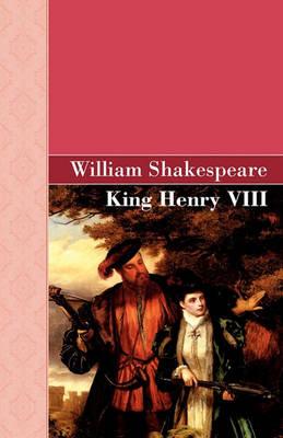 King Henry VIII (Paperback)