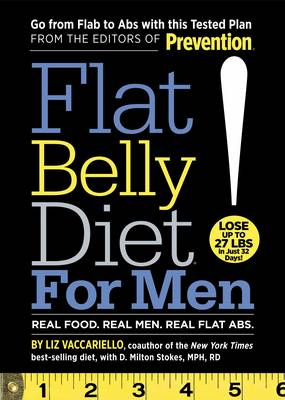 Flat Belly Diet! for Men (Paperback)