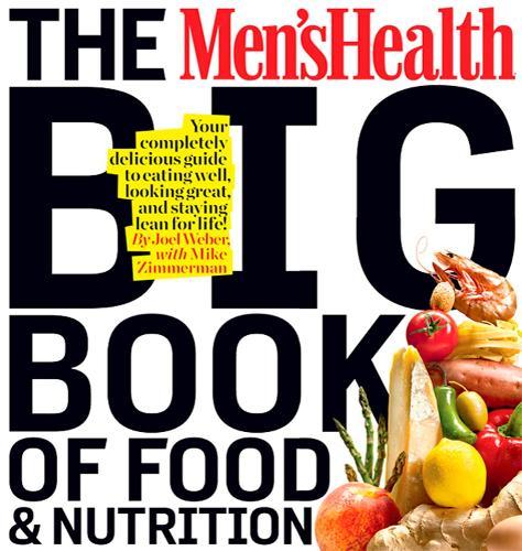 Men's Health Big Book of Nutrition (Paperback)