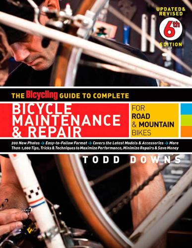 Complete Bicycle Maintenance (Paperback)