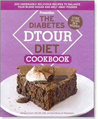 Diabetes DTOUR Diet Cookbook (Hardback)